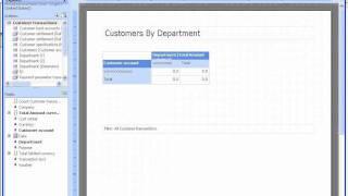 Microsoft Dynamics AX Générateur de Rapports SSRS