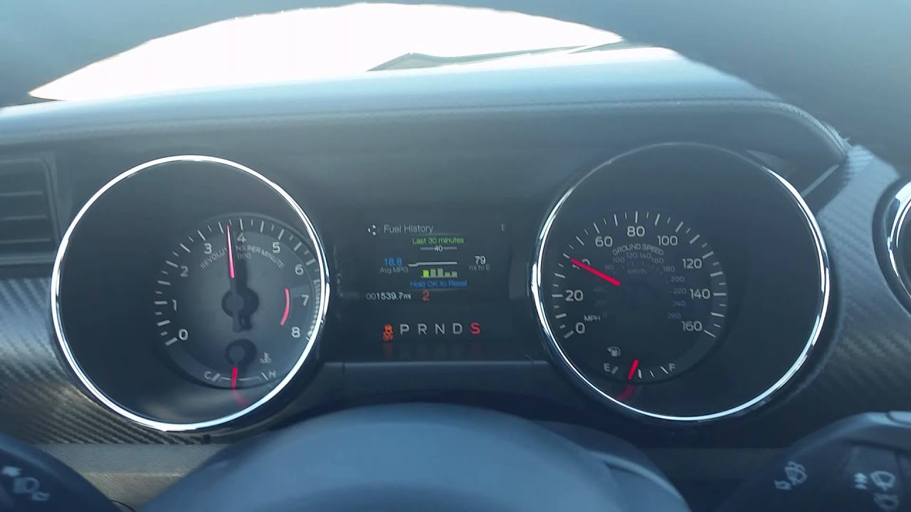 2015 FORD MUSTANG 0 60 V6 SPORT MODE T C OFF