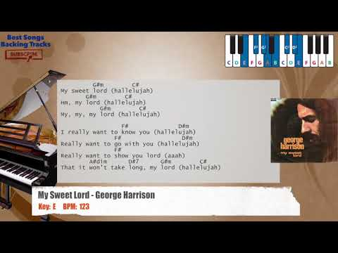 584 Mb Free My Sweet Lord Chords Backing Track Mp3 Mp3 Zone