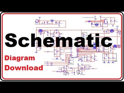 How To Get & Download Schematics Diagram For Laptop ...