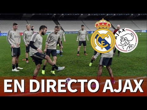 Real Madrid vs. Ajax | PREVIA del Ajax de Amsterdam desde el BERNABÉU I Diario AS