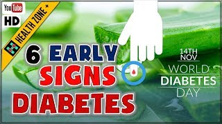 9 Early Warning Signs and Symptoms Of Diabetes You Should Know
