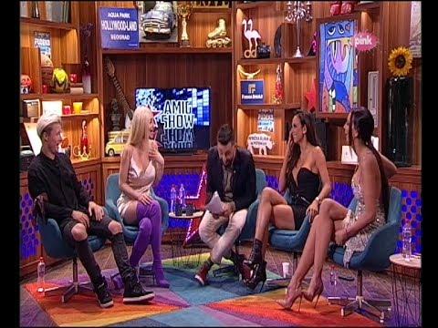K.Grujic, E.Aradinovic, M.Berovic i Leon - Cela emisija - Ami G Show - (Tv Pink 04.07.2017.)