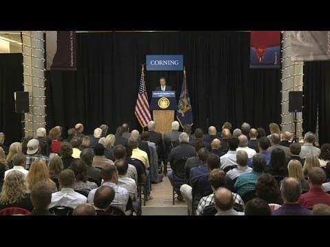 Governor Cuomo Announces New Pharmaceutical Product Line to Launch in the Southern Tier