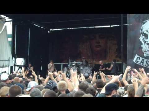 Atreyu - Right Side of the Bed (Live) - Rockstar Mayhem Fest 2010