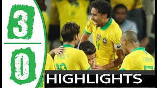 Brаzil vs Sоuth Kоrea 3-0 //Highlights & Goals 2019.