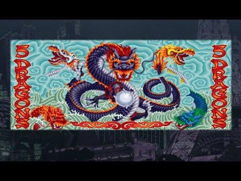 5 dragons slots pokies online free or real play