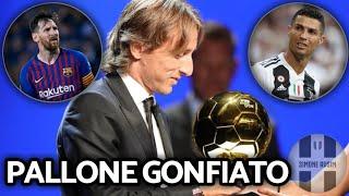 Pallone d'oro a Modric. Fine della dinastia Messi CR7     Extra Avsim