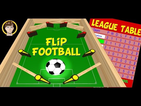 Solitaire Pro Football board game sample play - YouTube