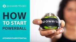 How to start auto start Powerball - Starting NSD Autostart Power ball