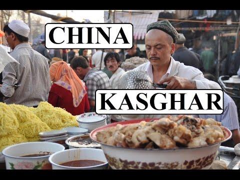 China/Kasghar´s (sunday market Beautiful)  2002  Part 8