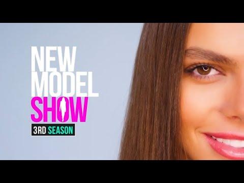 Вики Одинцова New Model Show 3