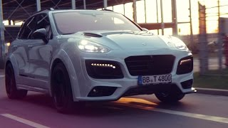 TECHART Magnum Based On The Cayenne Turbo S Videos