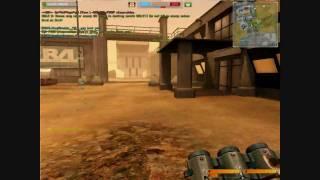 RDX abuse on Camp Gib- click click boom!