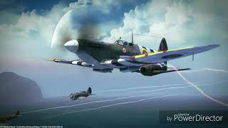 Spitfire Mk.IX (Т7) в игре WAR WINGS
