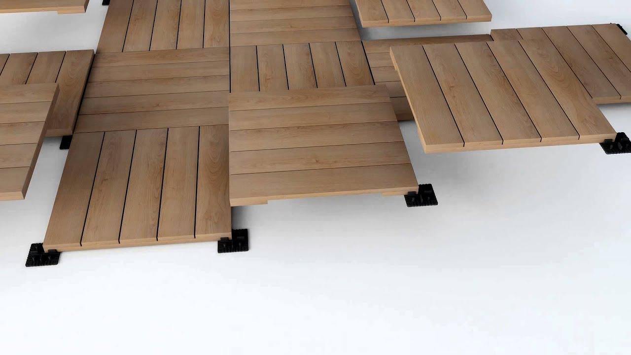 des clips pour monter votre terrasse en vente sur youtube. Black Bedroom Furniture Sets. Home Design Ideas