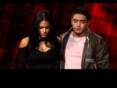 Shocking Video Pia Toscano Eliminated ! American Idol 2011 Judges  Stunned