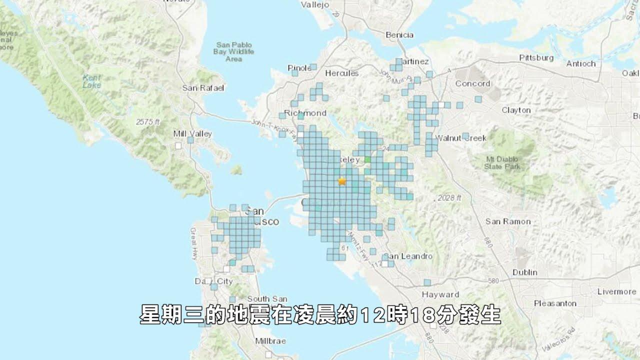 【天下新聞】東灣: 一週地震兩次