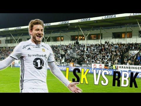 BENDTNER-SHOW PÅ ÅRÅSEN.. - KAMPVLOG LSK vs RBK!