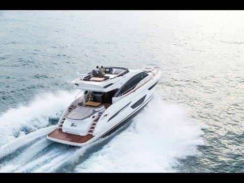 Princess S60  S Class Sportbridge Yacht