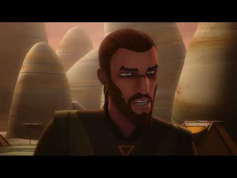 Star Wars Rebels - Trailer da 4ª Temporada