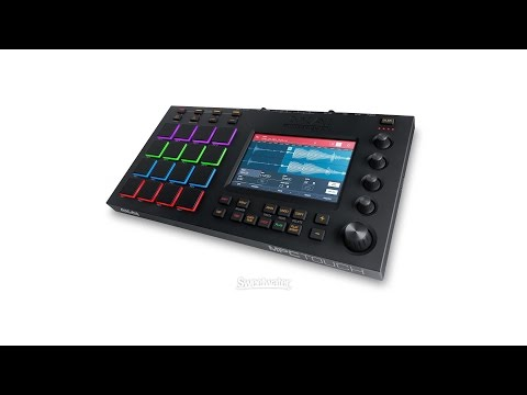 Akai Professional MPC Touch Demo by Sweetwater