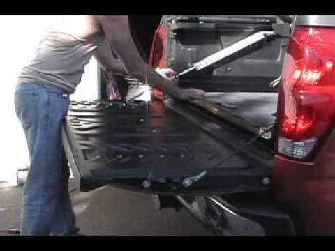 21 Jsc Power Tailgate Assist For Pickup Truck Liftgate On