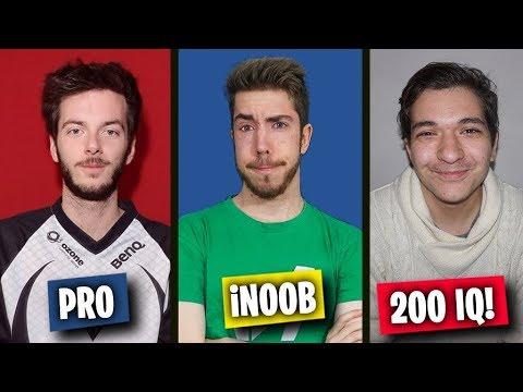 PRO VS INOOB VS 200 IQ - Zula