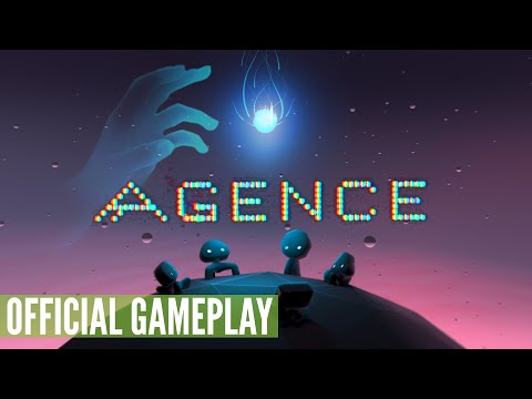 Agence Gameplay Walkthrough (Transitional Forms) - PC VR