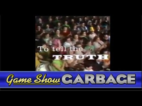 Game  Garbage  To Tell The Truth's Final CBS Daytime Season
