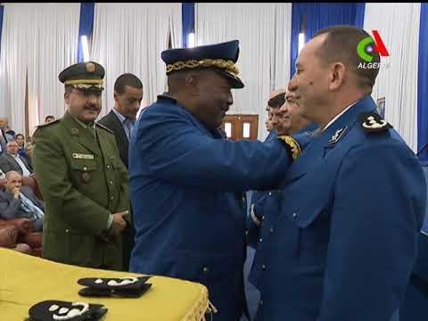DGSN: Cérémonie de remise des grades du corps de la police à Kouba.