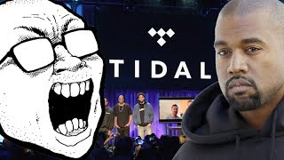 Kanye Is Leaving Tidal