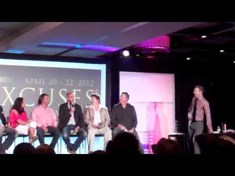 Rockstar Panel Diane Hochman, Ty Trible, and more No Excuses 3 - MLM Superheroes