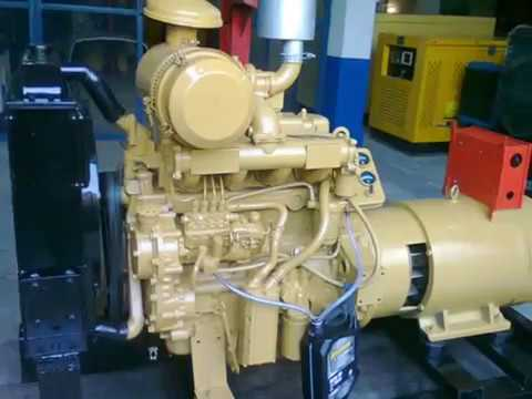15 KVA Diesel Genset JFoster Power International Engineering Services