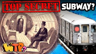 New Yorks SECRET Subway | WHAT THE PAST?