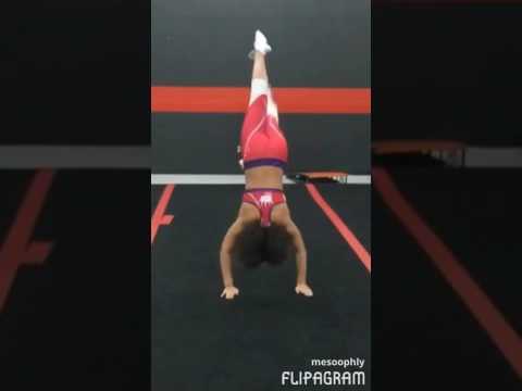 Practice like a Glitz Girl- TeamGlitter