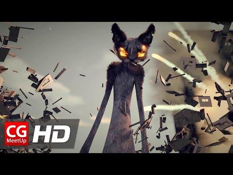"CGI Animated Short Film HD ""Catzilla Short"" by Platige Image   CGMeetup"