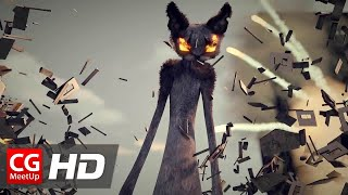"CGI Animated Short Film HD ""Catzilla Short"" by Platige Image 