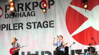 The Crookes - The Crookes Laundry Murder, 1922 @ ParkPop 2011 (Den Haag)