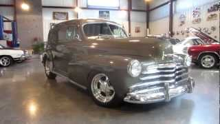 SOLD 1948 Chevrolet Sedan Delivery For Sale, Passing Lane Motors, Classic Cars