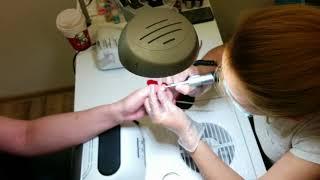 Уроки маникюра, обучение дизайну ногтей | Курсоф СПб