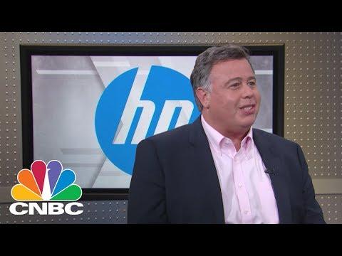 HP Inc. CEO: Printing Profits   Mad Money   CNBC