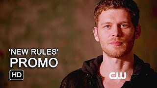 The Originals Season 2 - 'New Rules' Promo [HD]