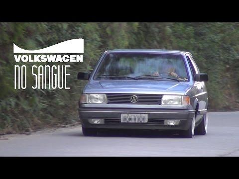 Um Volkswagen Gol quadrado que mantém a tradição no sangue.