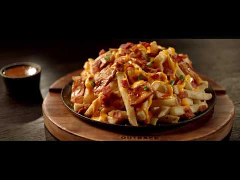 Outback lança campanha para apresentar novas versões da sua famosa batata frita