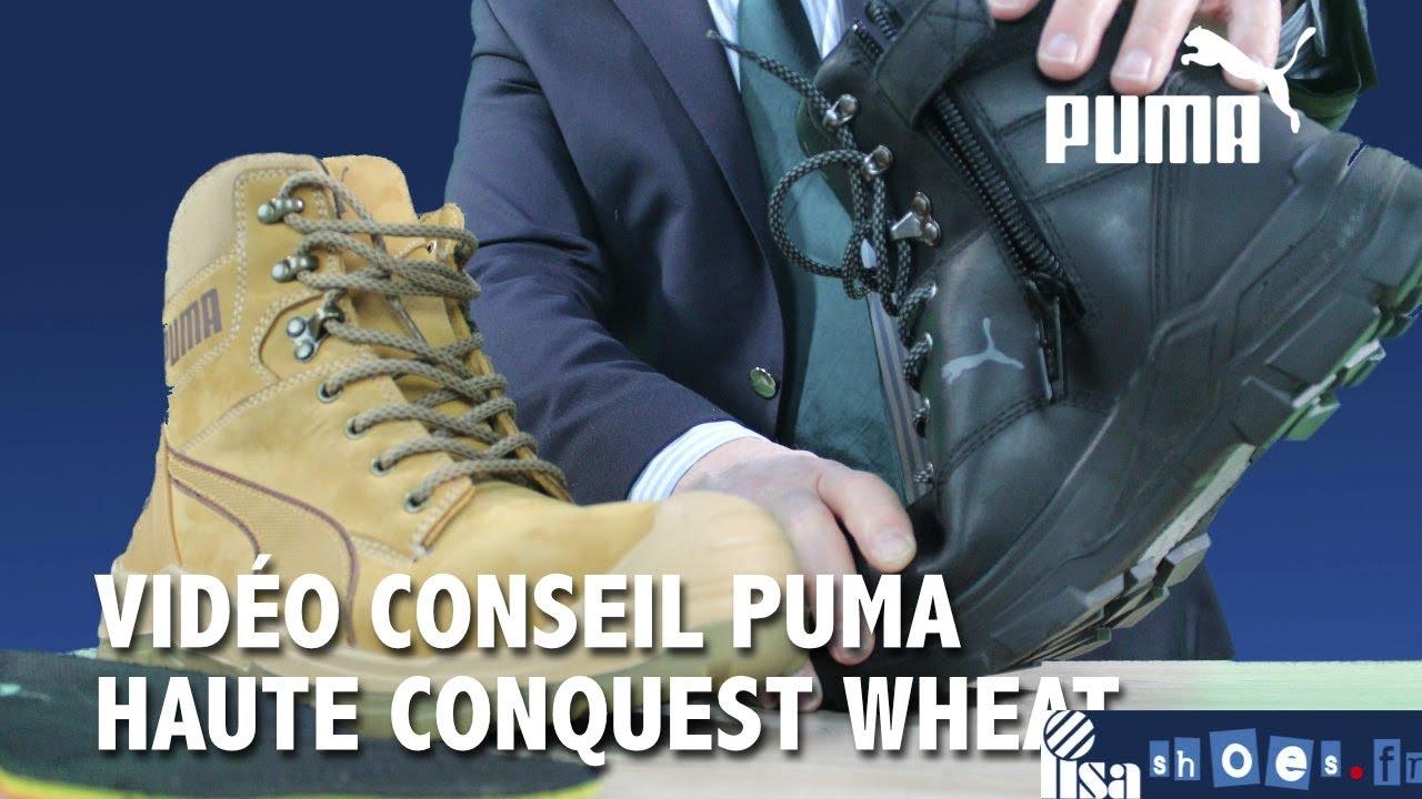 puma conquest
