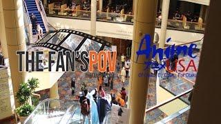 Anime USA 2015 - Cosplay Music Video (1/3) - SUPERHEROES