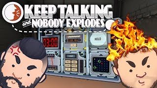 Keep Talking And Nobody Explodes #25: Przybyła Pomoc! w/ GamerSpace, Happy