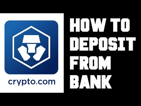 bitcoin bank deposito)