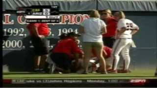 Women Sports Injury Compilation Part 1